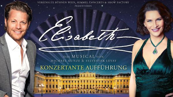 """Vereinigte Bühnen Wien, Semmel Concerts und SHOW FACTORY präsentieren MAYA HAKVOORT ALS """"ELISABETH"""" UND MARK SEIBERT ALS """"TOD"""" IN SCHÖNBRUNN  VBW-Erfo"""